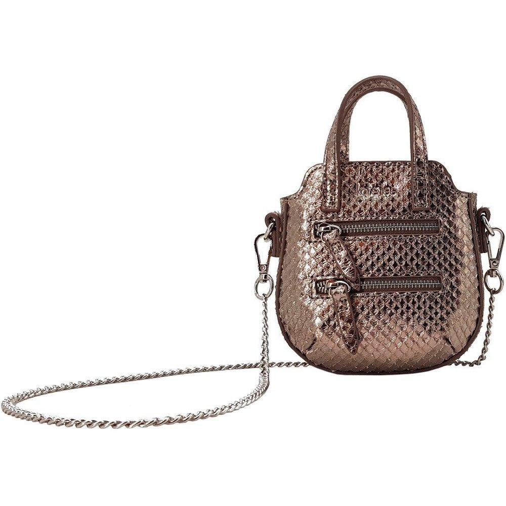 Mini sac en cuir avec chaîne MINI VELYANE - KATE LEE - Modalova