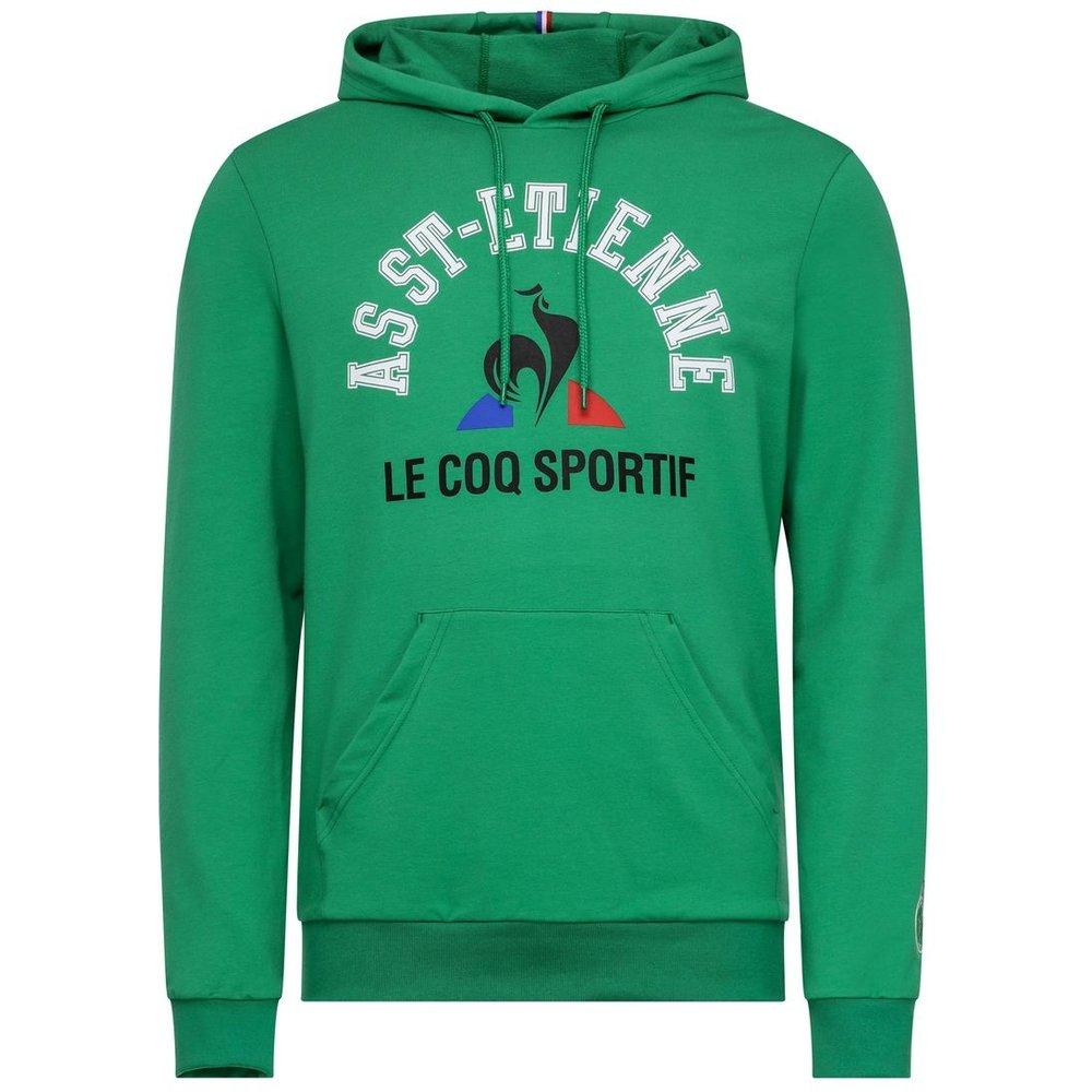 Sweat à capuche SAINT ETIENNE - Le Coq Sportif - Modalova