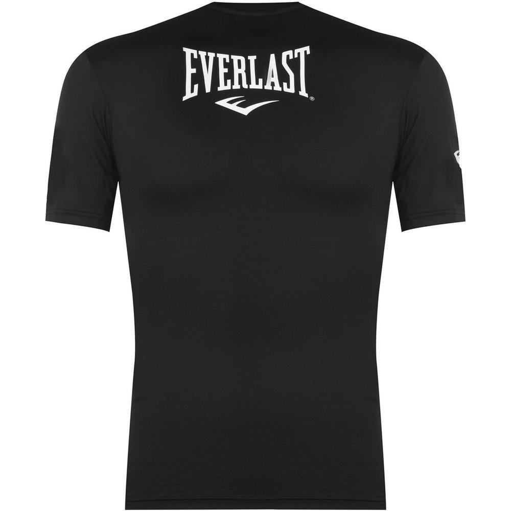 Top baselayer manche courte - Everlast - Modalova