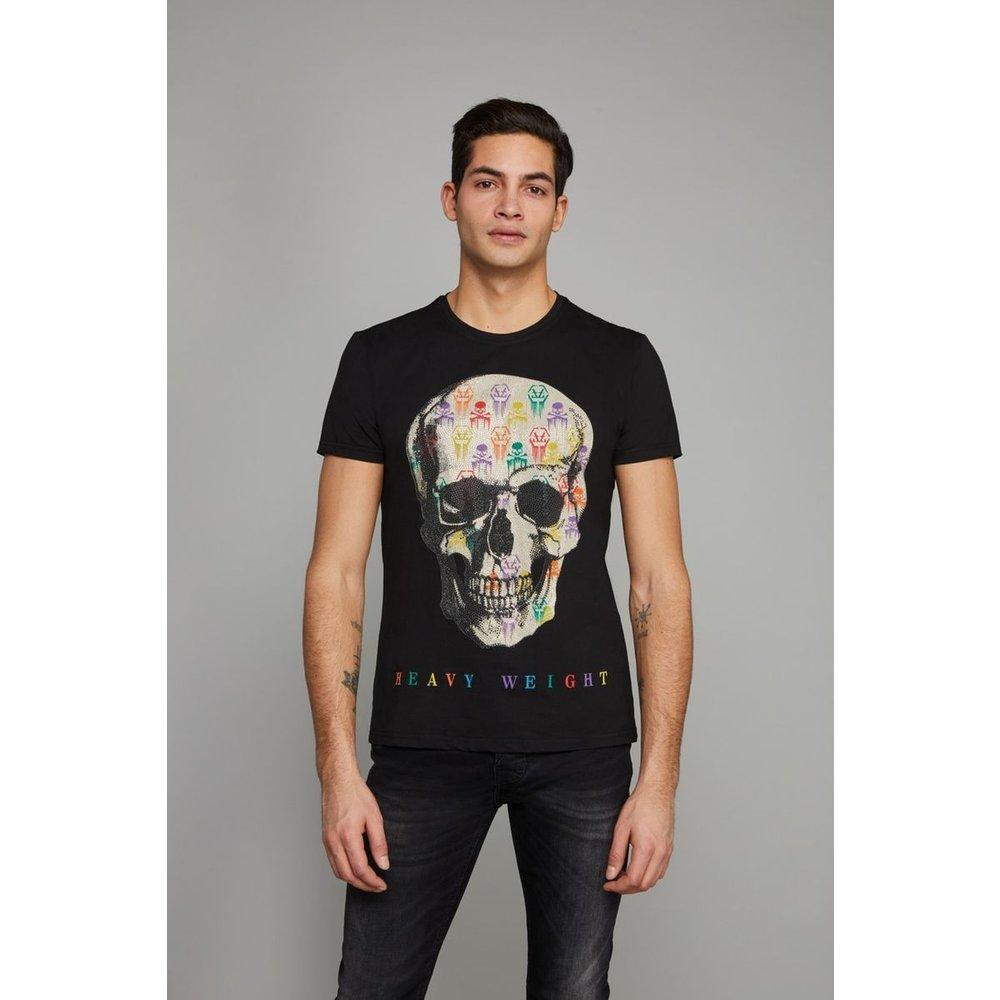 T-shirt col rond HEAVY HONDA - REDSKINS - Modalova