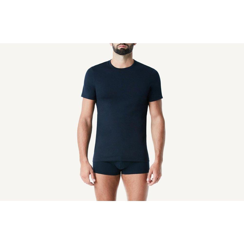 T-Shirt à manches longues en coton supima® - INTIMISSIMI - Modalova