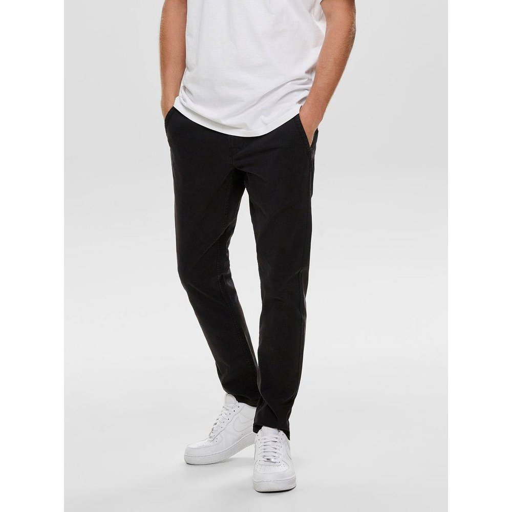 Chinos Coupe slim - Only & Sons - Modalova