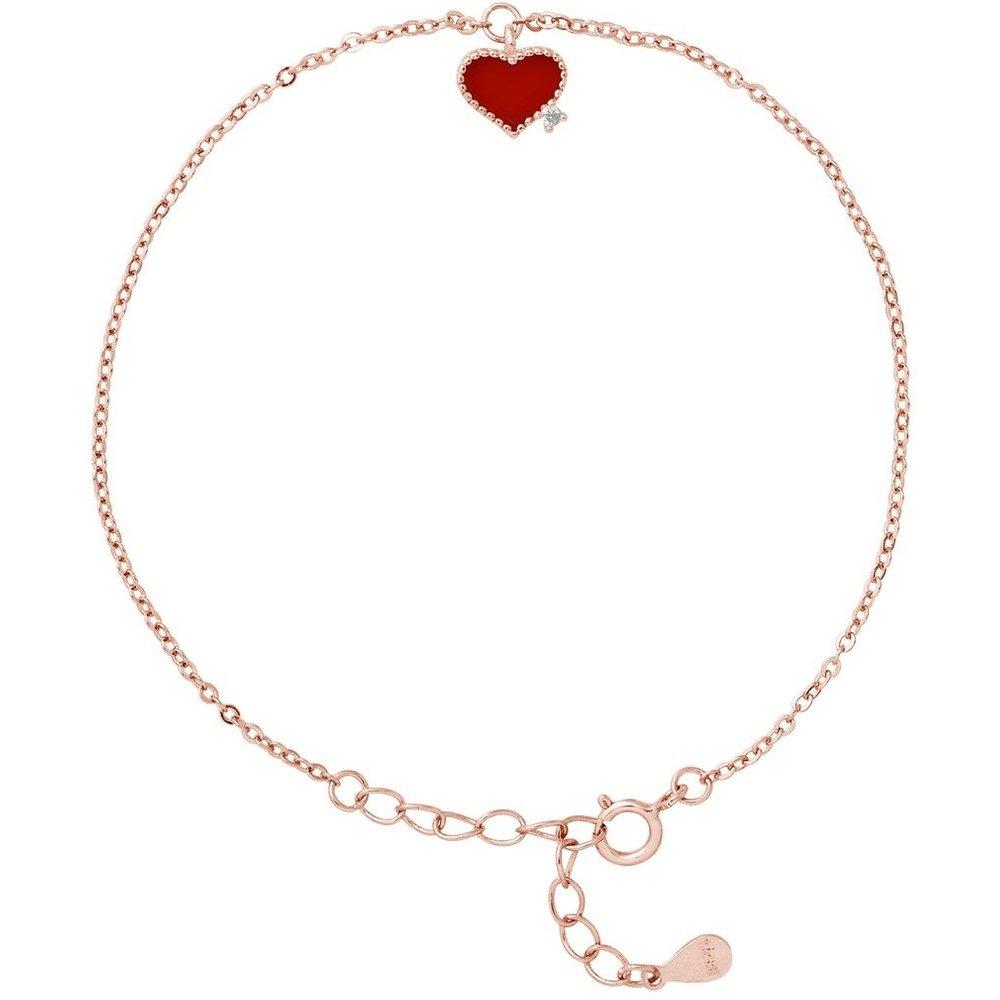 Bracelet argent ELLA - LOVA - LOLA VAN DER KEEN - Modalova