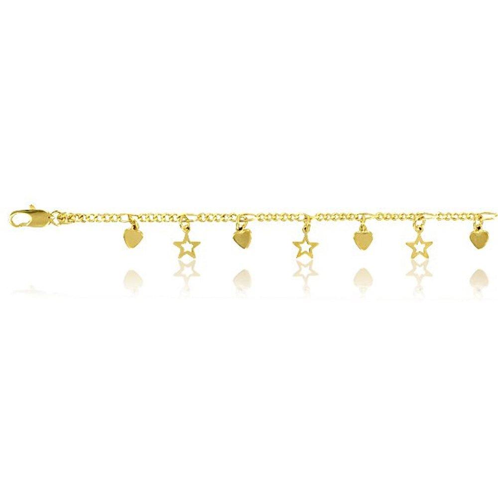 Bracelet en Plaqué Or - CLEOR - Modalova