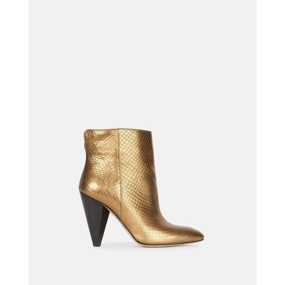 Boots cuir VISHAL - MINELLI - Modalova