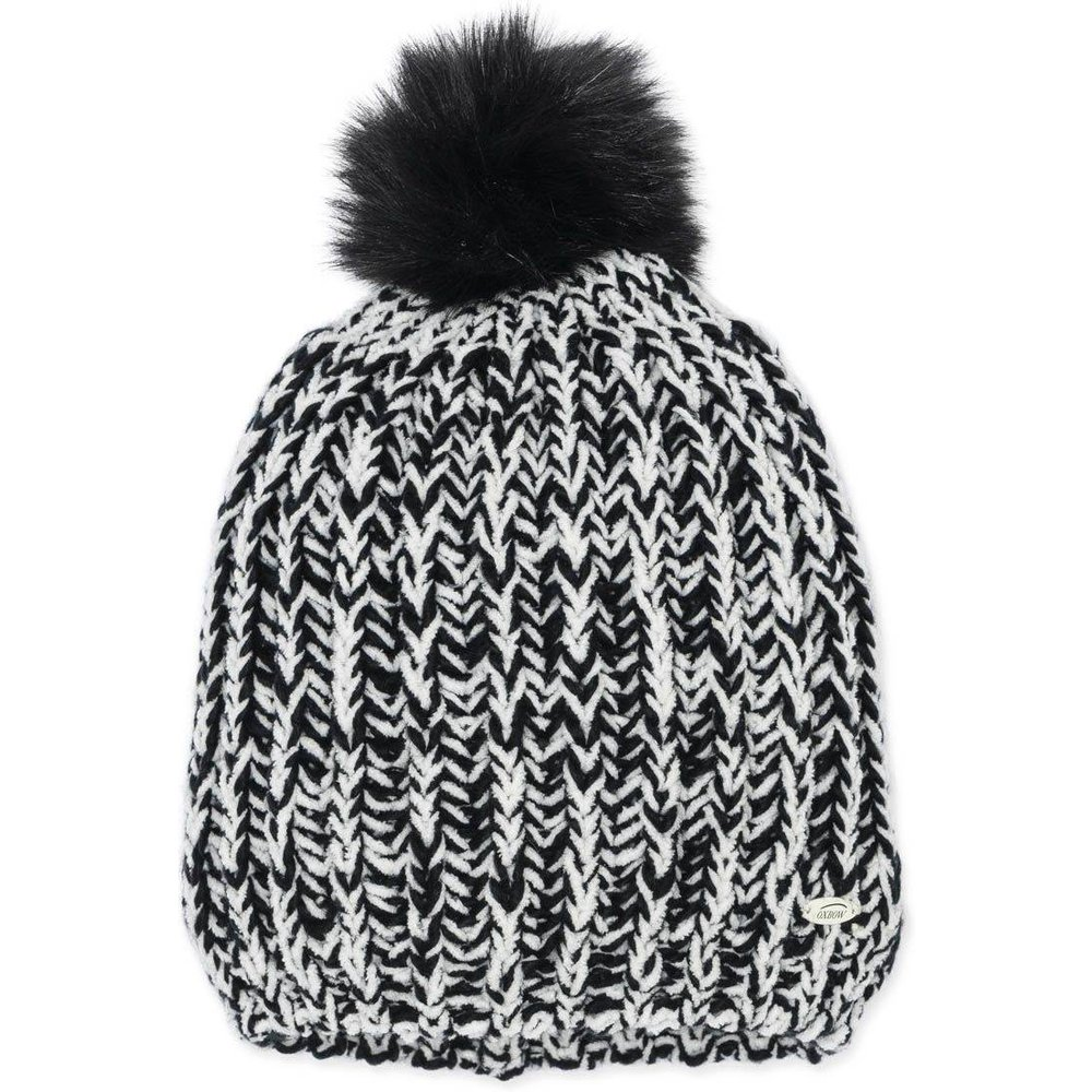 Bonnet bicolore & pompon IVANA - Oxbow - Modalova