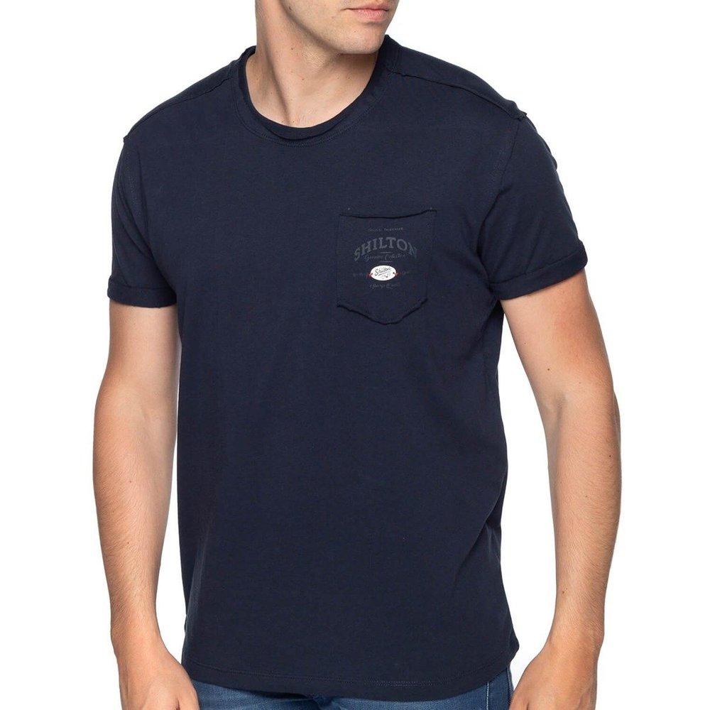T-shirt manches courtes destroy - SHILTON - Modalova