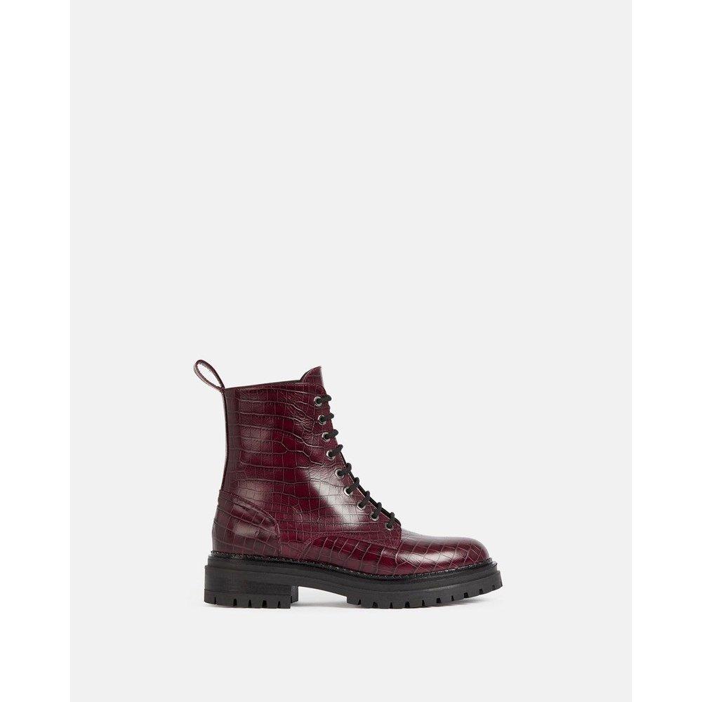 Boots cuir BOOTS - MINELLI - Modalova