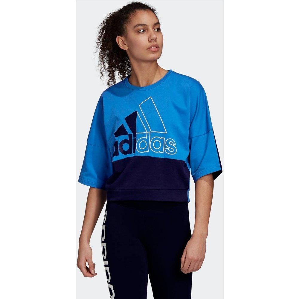 Sweat-shirt Must Haves Colorblock - adidas performance - Modalova