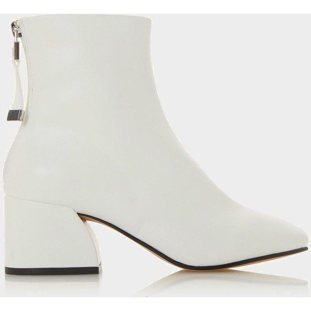 Bottines à talons carrés - OKA - Head Over Heels by Dune - Modalova