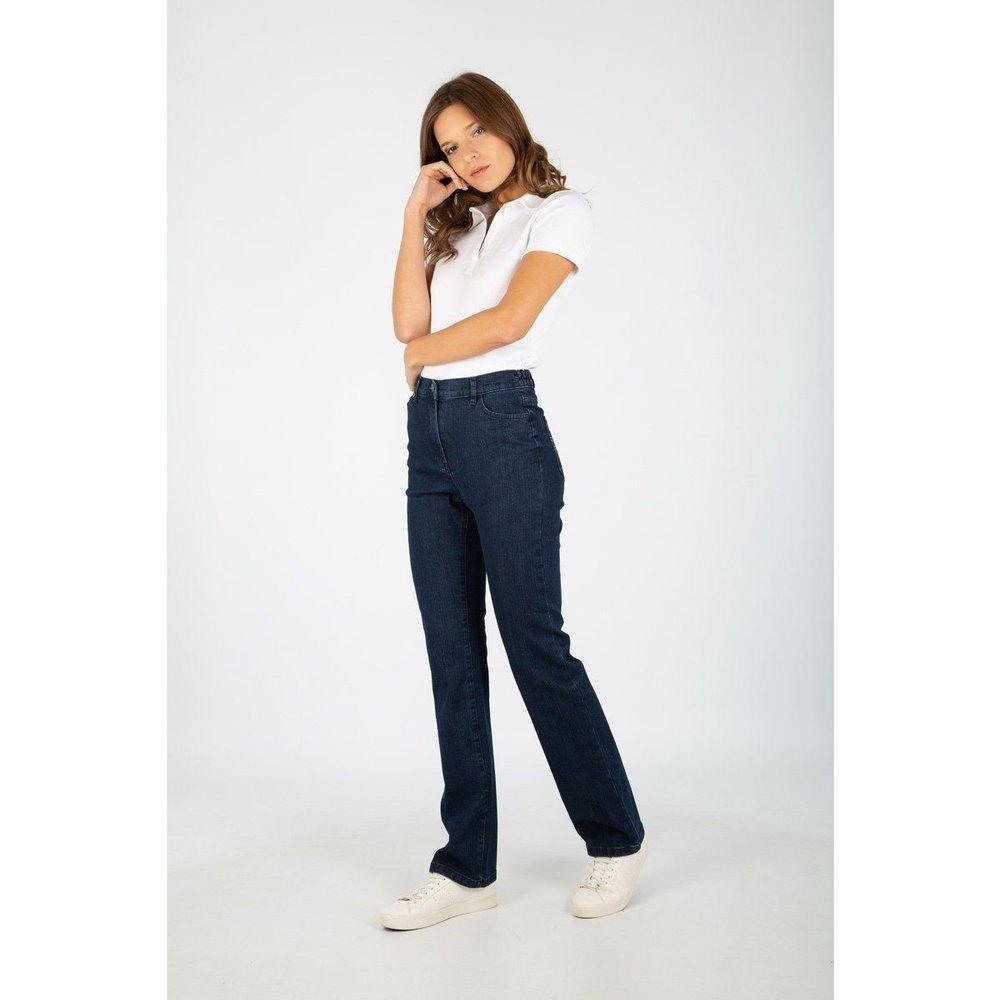 """Jeans """"Géronimo"""" coupe droite - extensible - ARMOR-LUX - Modalova"""