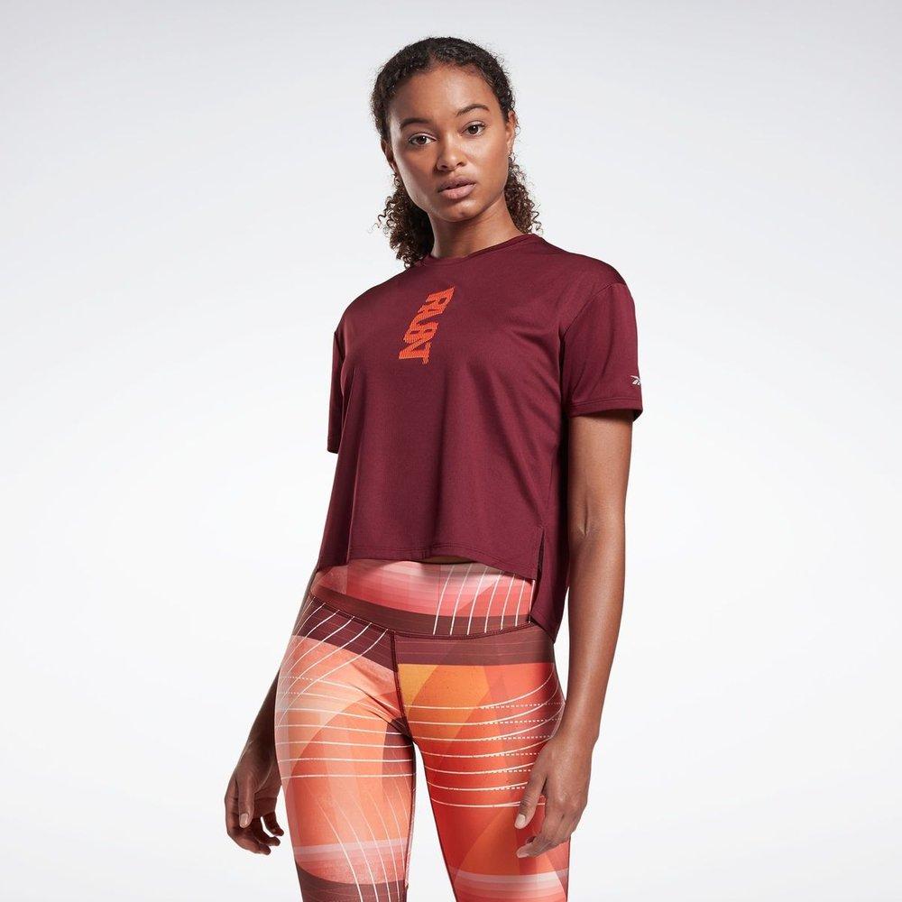 T-shirt Running Essentials Run Fast - REEBOK SPORT - Modalova