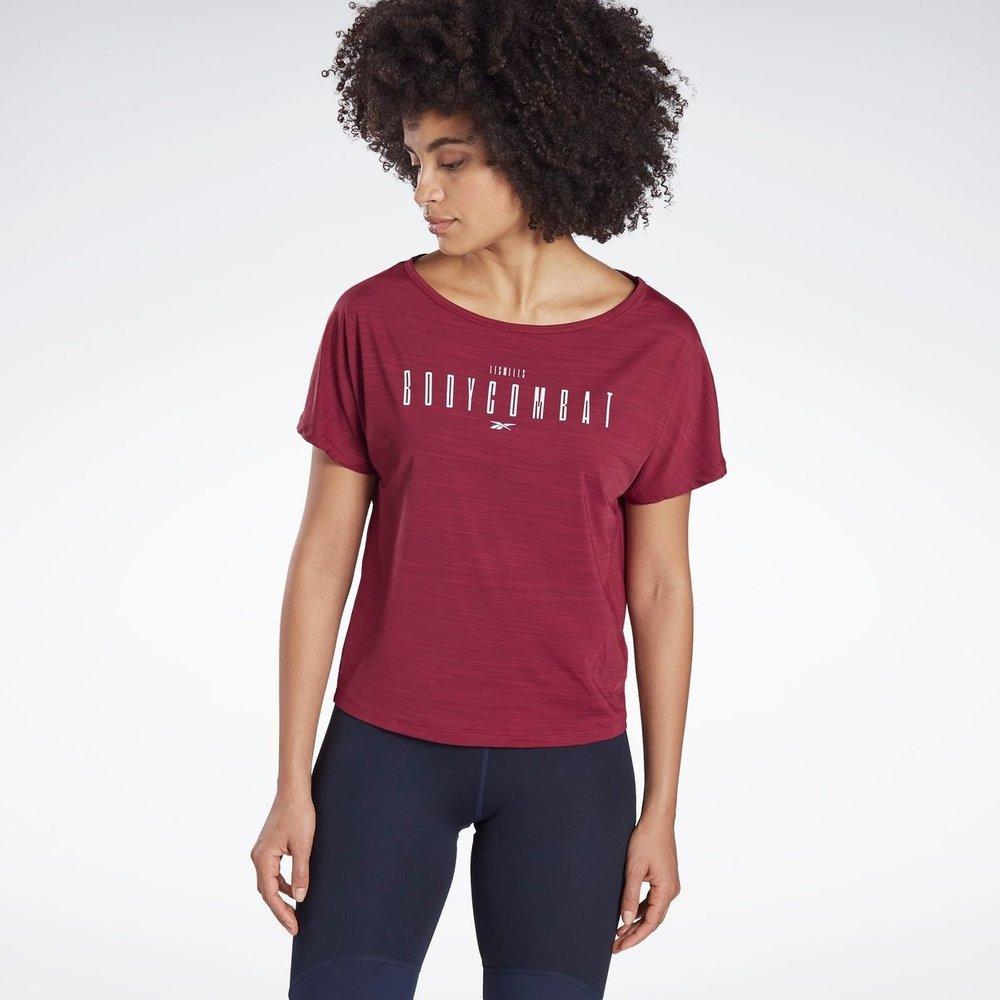 T-Shirt LES MILLS® BODYCOMBAT® ACTIVCHILL - REEBOK SPORT - Modalova