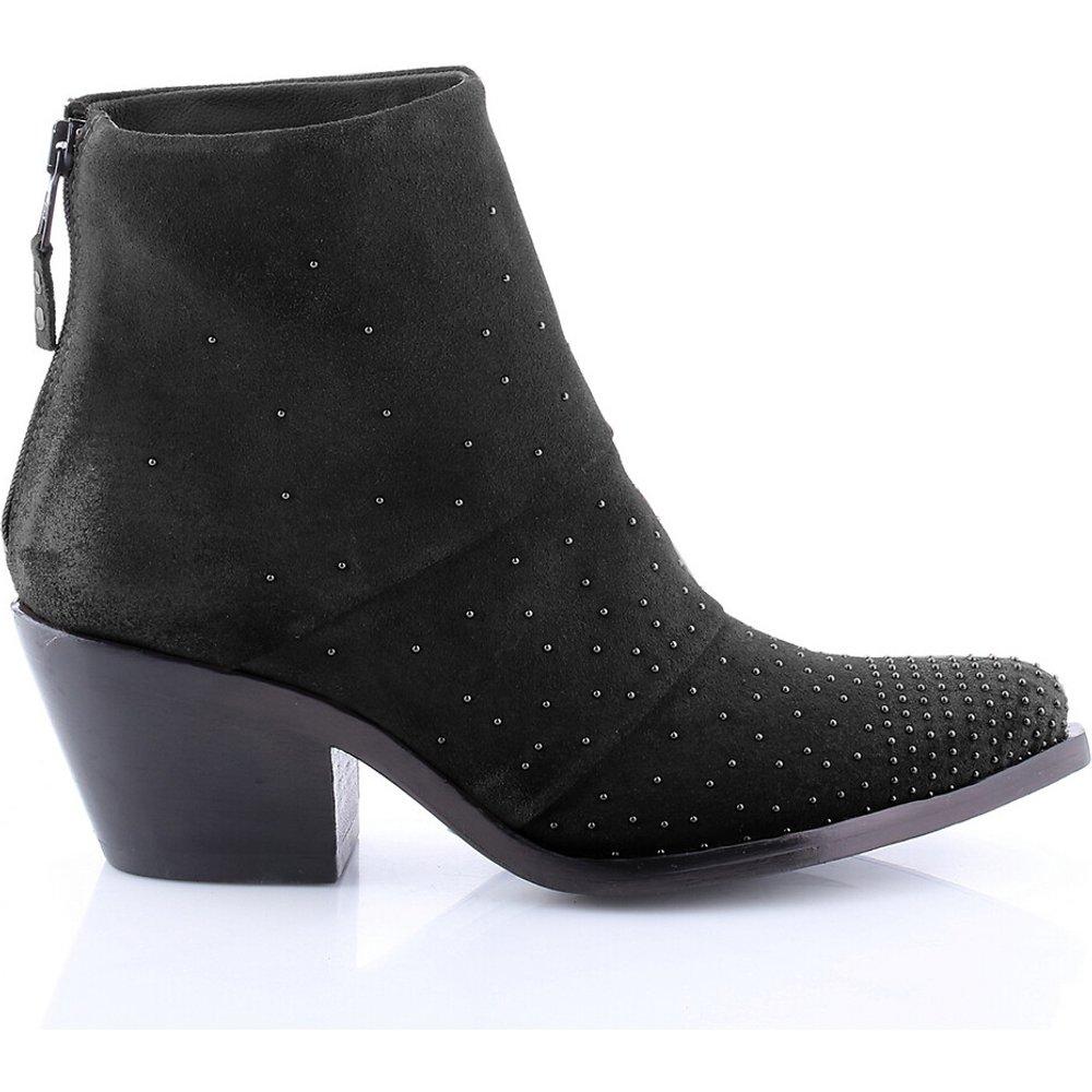 Boots cuir - MJUS - Modalova