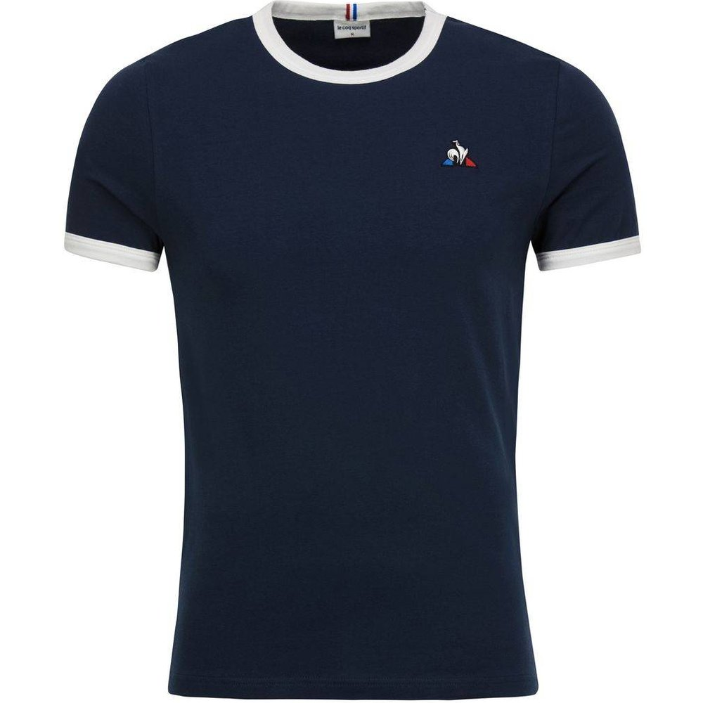 T-shirt Ess Tee SS N°4 M Dress Blues - Le Coq Sportif - Modalova