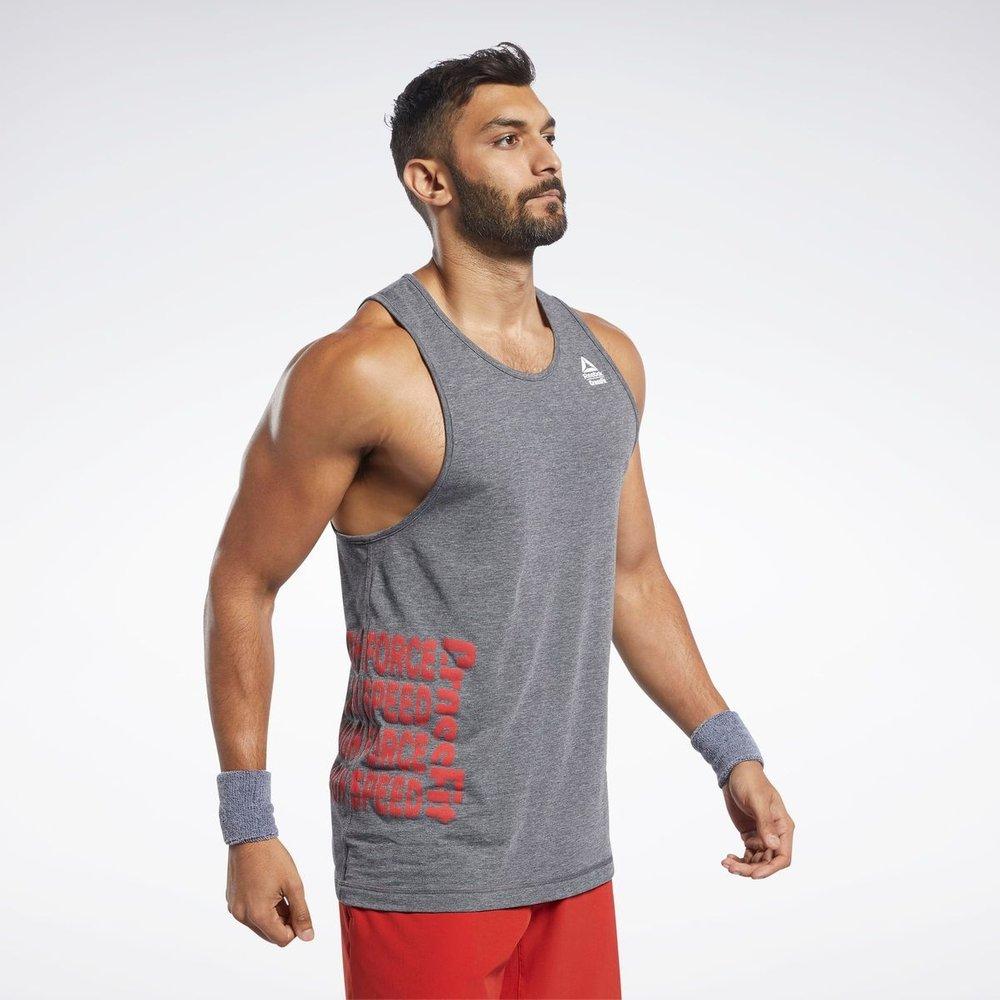 Débardeur Reebok CrossFit® ACTIVCHILL+COTTON - REEBOK SPORT - Modalova