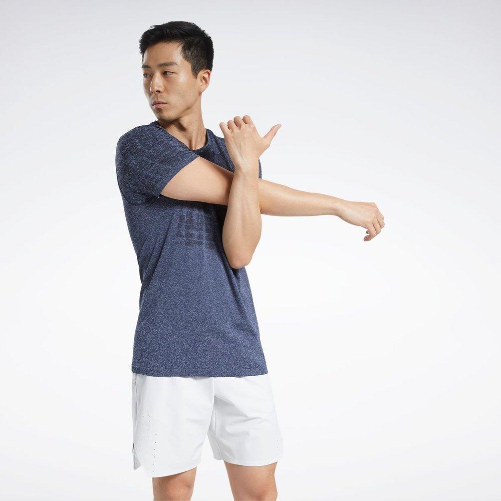 T-shirt MyoKnit United by Fitness - REEBOK SPORT - Modalova
