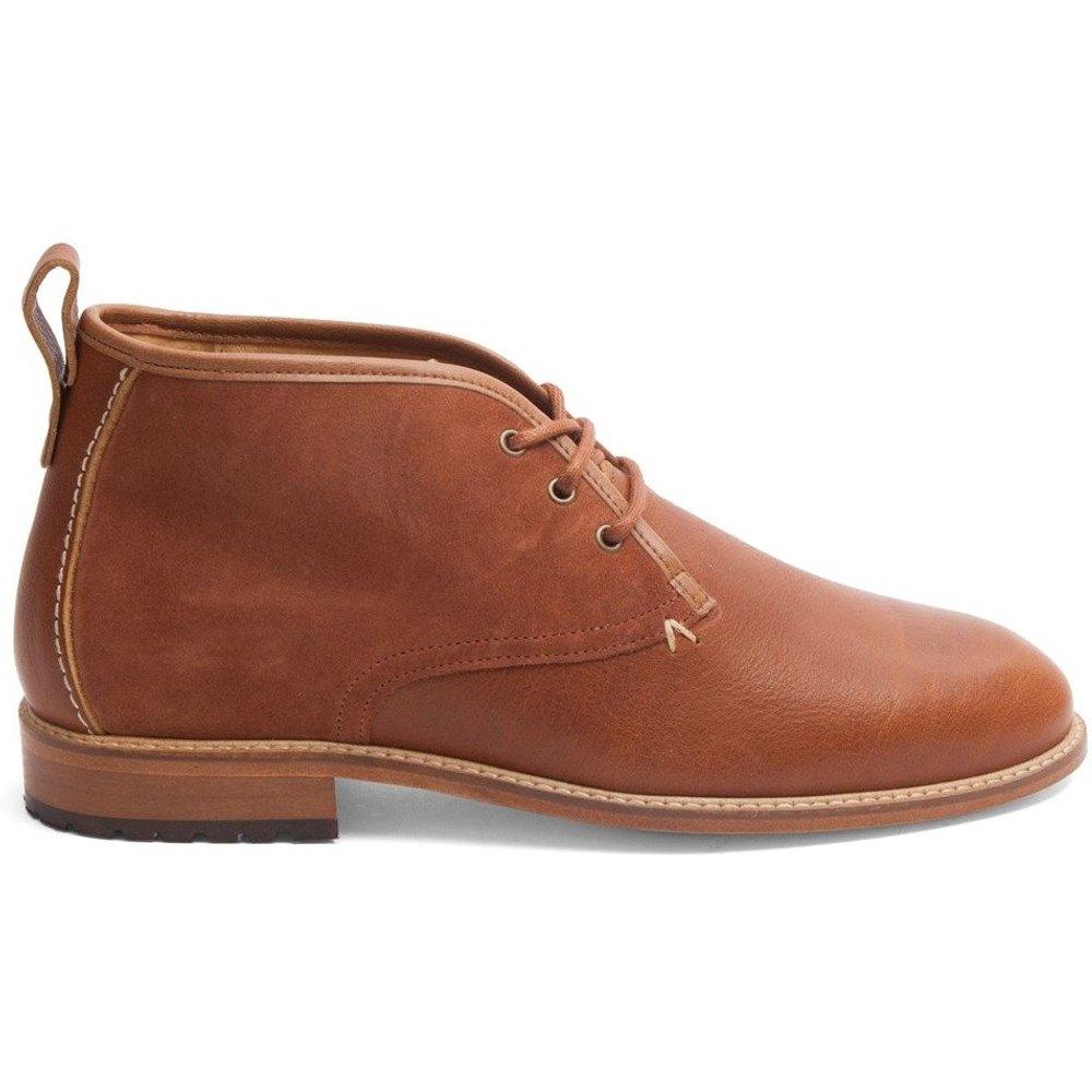 Boots cuir Fernand - M. MOUSTACHE - Modalova