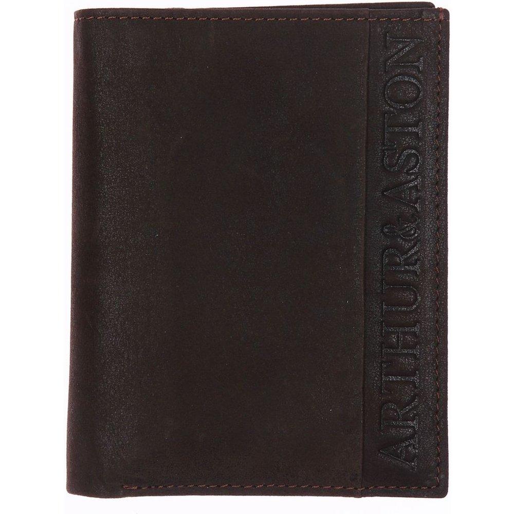 Portefeuille européen cuir 3 volets - ARTHUR ET ASTON - Modalova