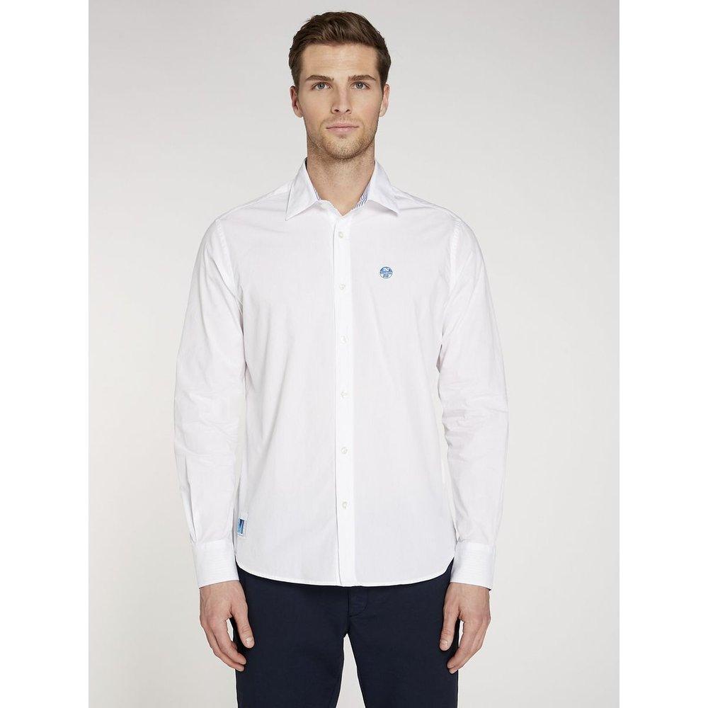 T-shirt de coton durable SAINT TROPEZ - North Sails - Modalova