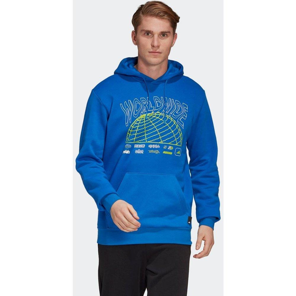 Sweat-shirt à capuche adidas Athletics Pack - adidas performance - Modalova