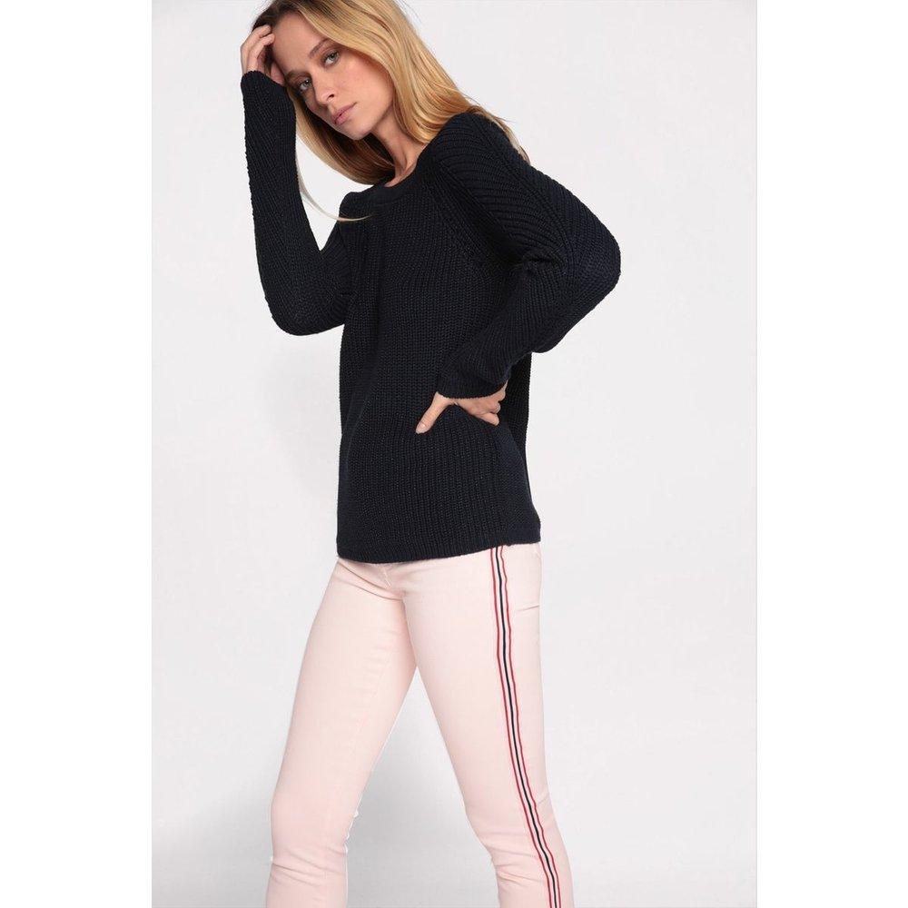 Jeans skinny bande sporty - CACHE-CACHE - Modalova