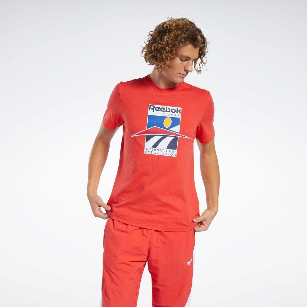 T-shirt Classics International - Reebok Classics - Modalova