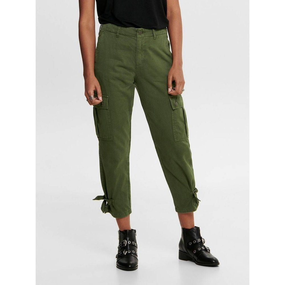 Pantalon cargo Ample - Only - Modalova
