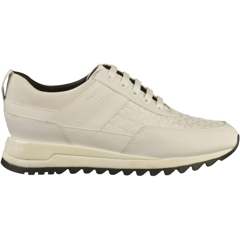 Sneaker Imitation cuir - Geox - Modalova