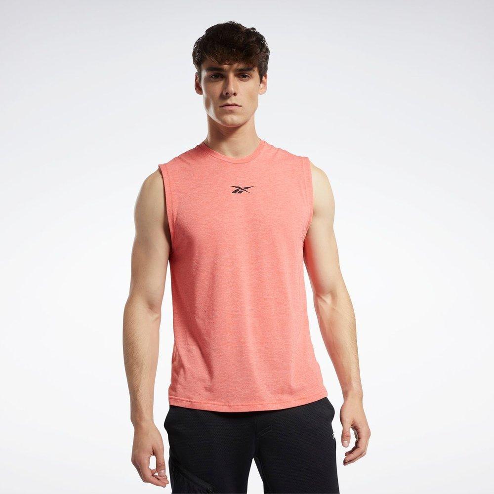 T-shirt sans manches ACTIVCHILL+COTTON - REEBOK SPORT - Modalova