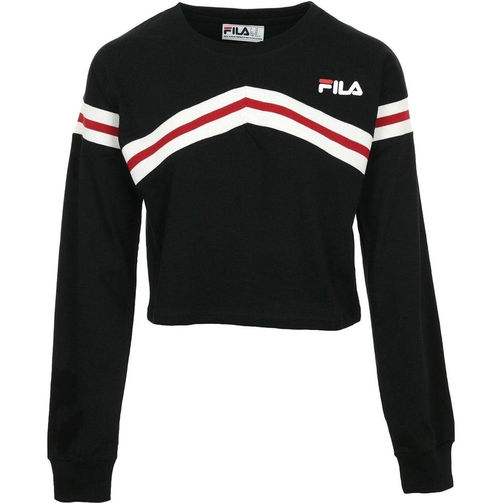 T-shirt Aja LS Cropped Tee - Fila - Modalova
