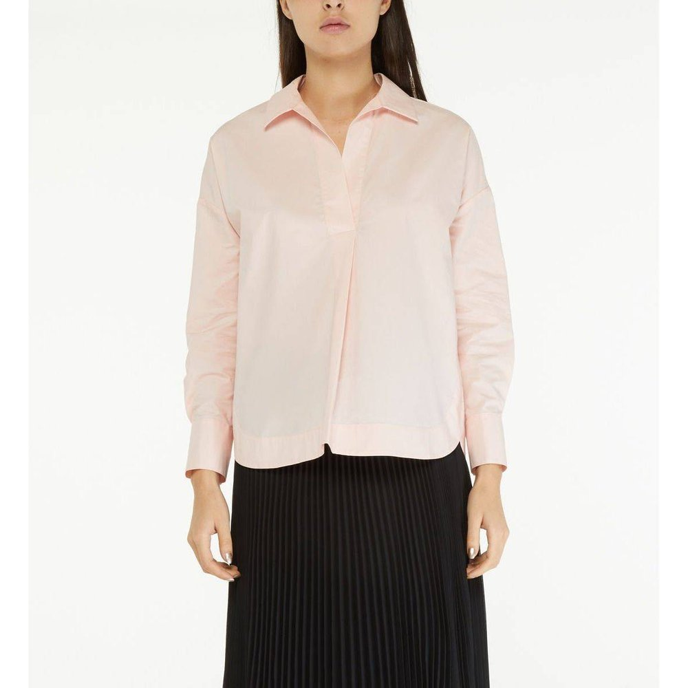 Blouse Enchante Ample En Coton - GALERIES LAFAYETTE - Modalova