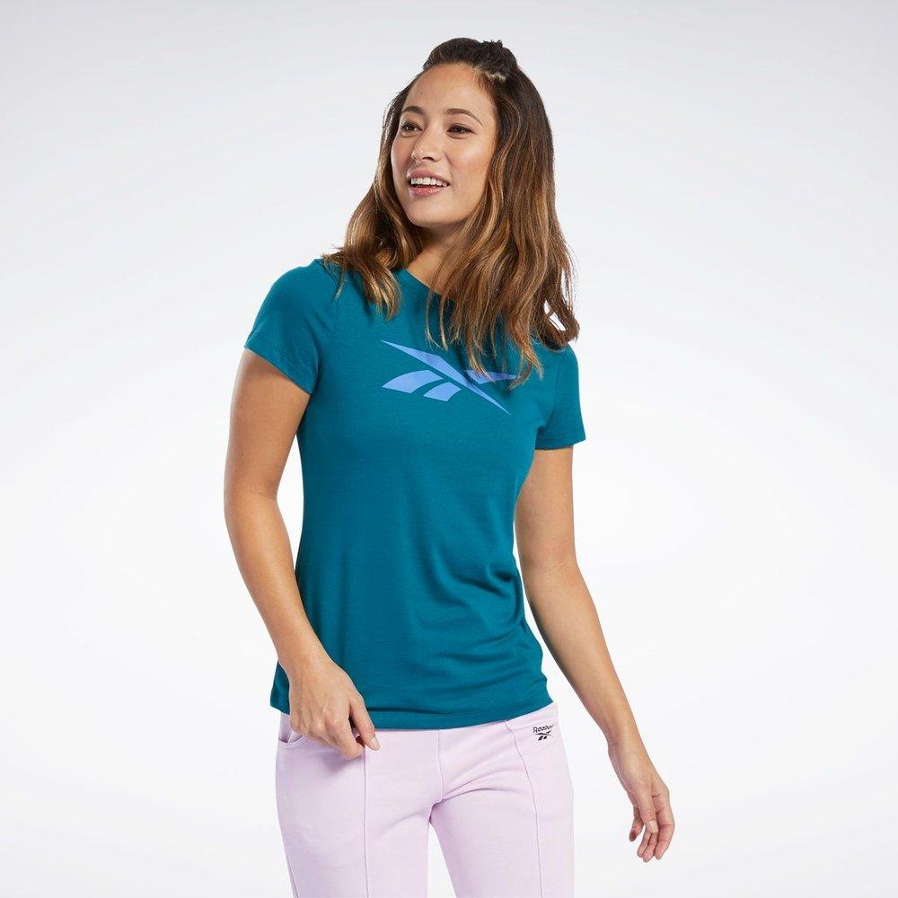 T-shirt motif Vector - REEBOK SPORT - Modalova