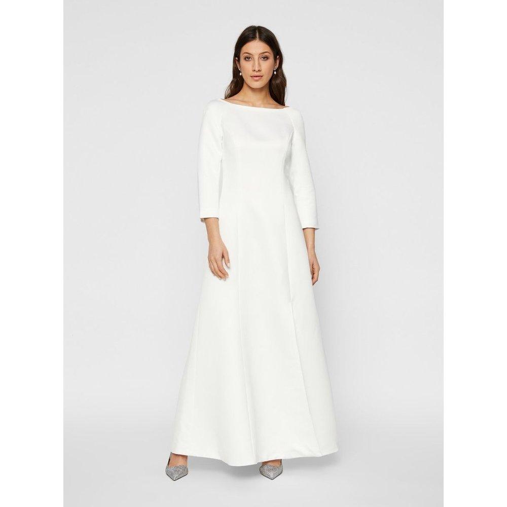 Robe de mariée Évasée, subtilement brillante - YAS - Modalova