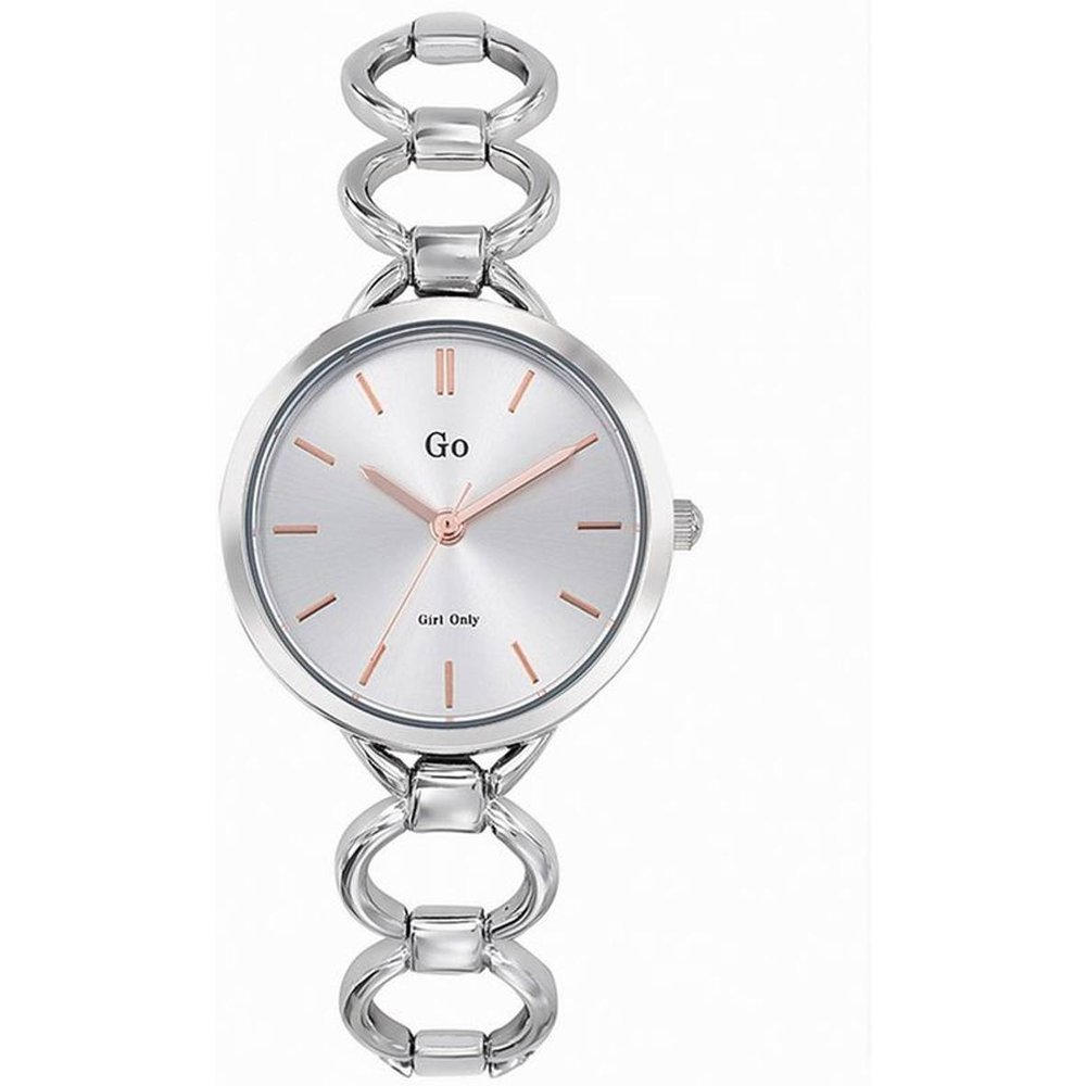 Montre en Métal - GO GIRL ONLY - Modalova
