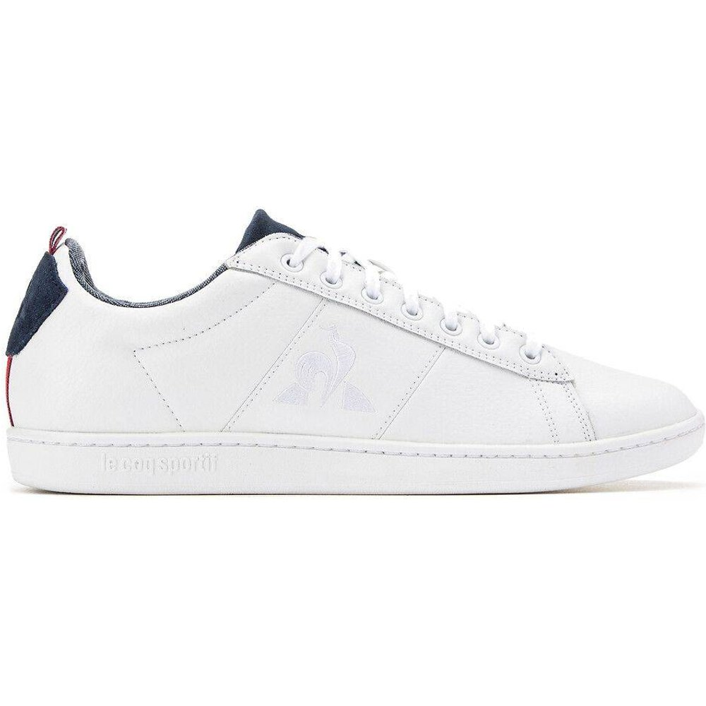 Baskets Courtclassic Denim - Le Coq Sportif - Modalova