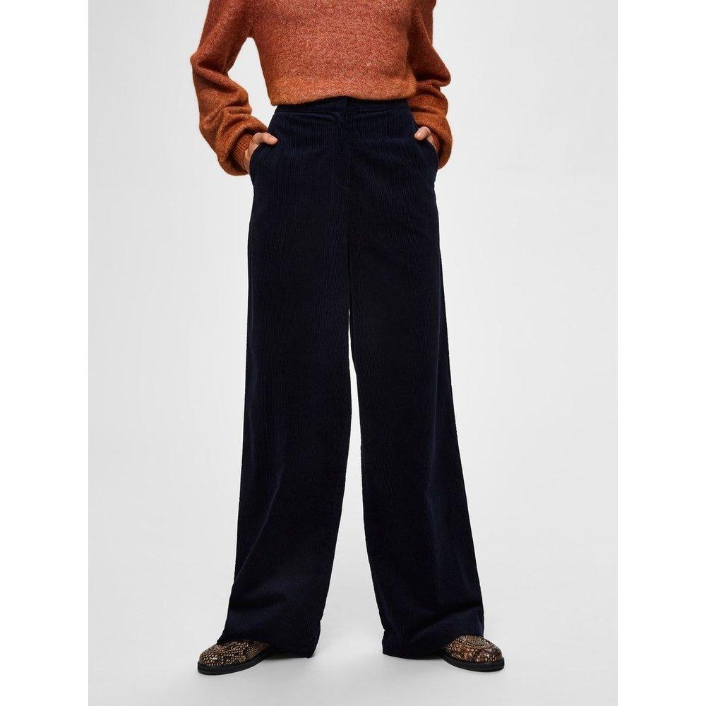 Pantalon Taille haute  - Selected Femme - Modalova