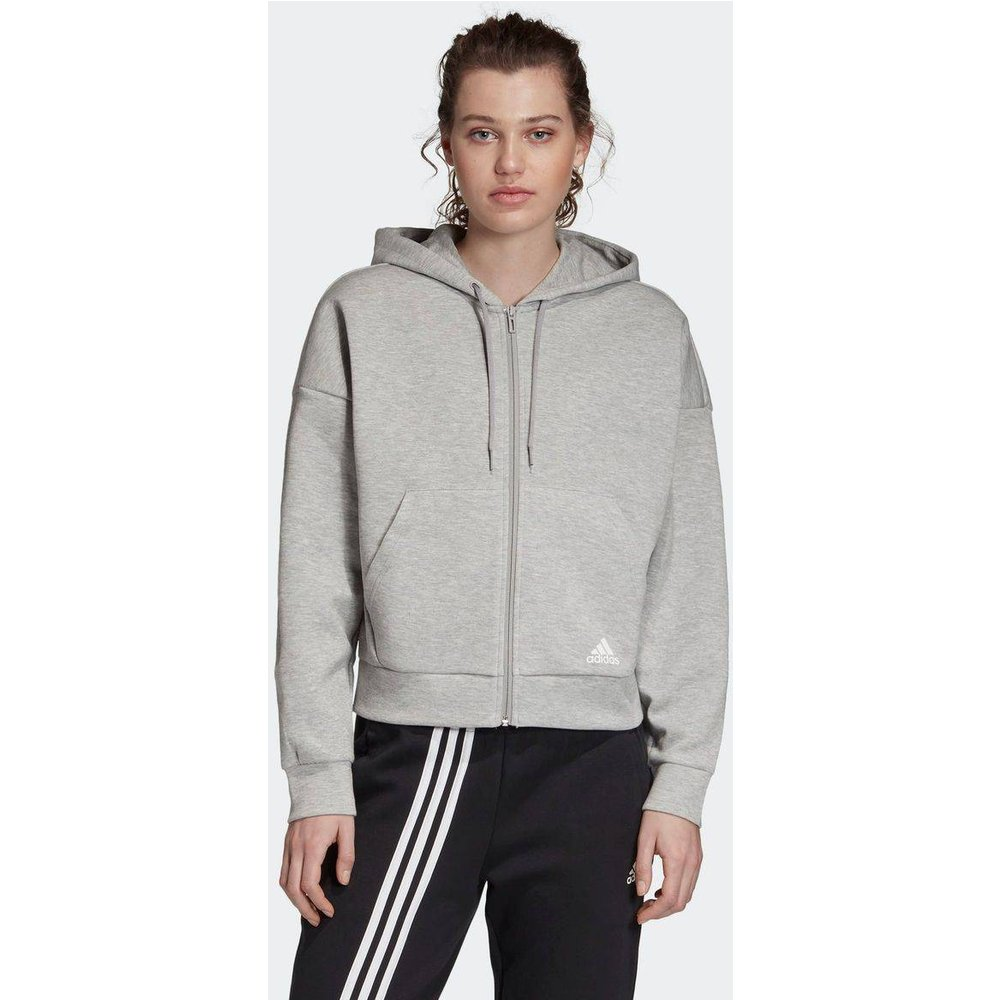 Veste à capuche Must Haves 3-Stripes - adidas performance - Modalova