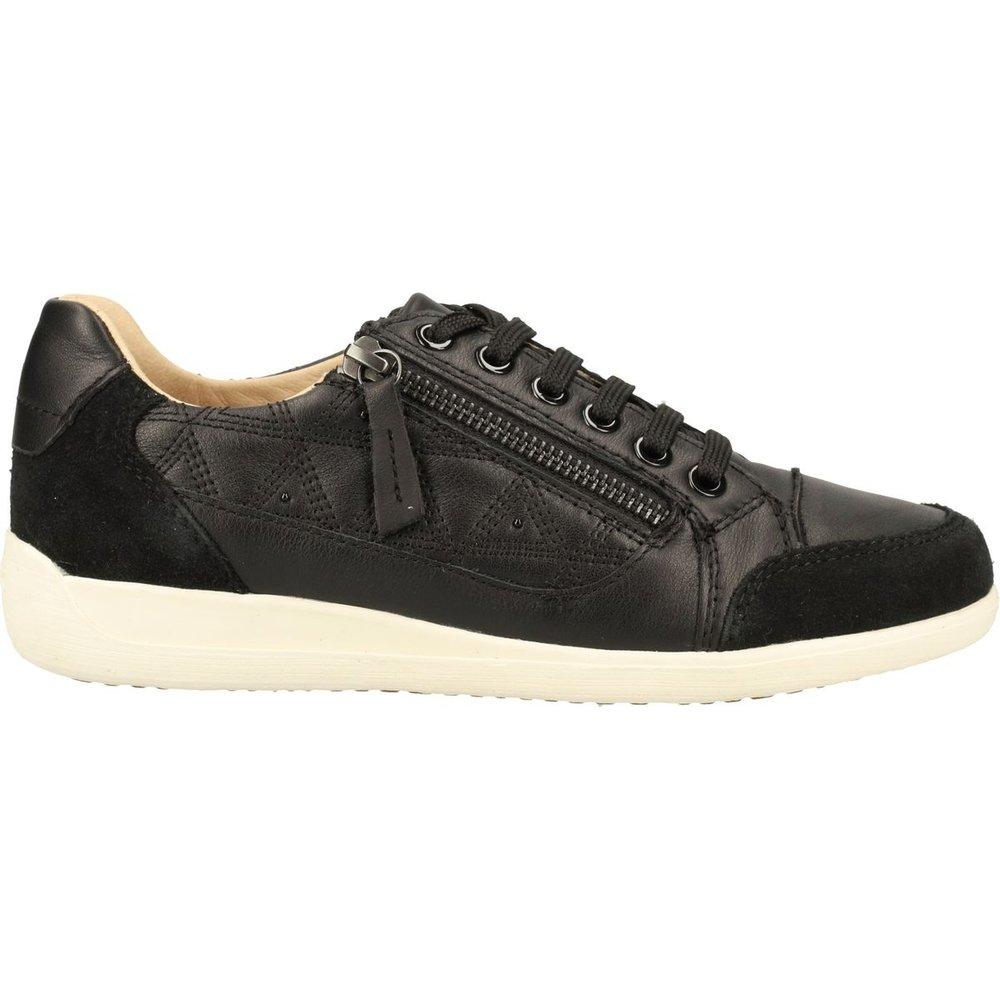 Sneaker Cuir - Geox - Modalova