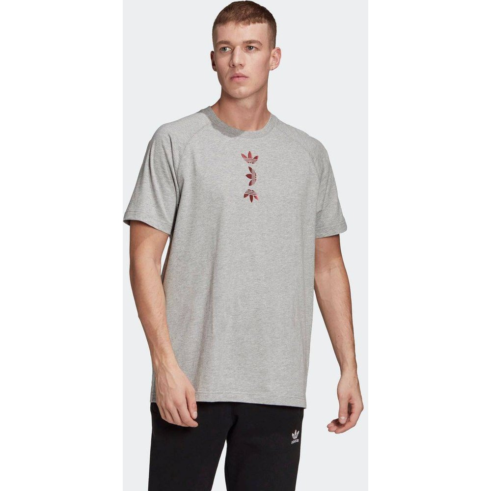 T-shirt Big Trefoil - adidas Originals - Modalova
