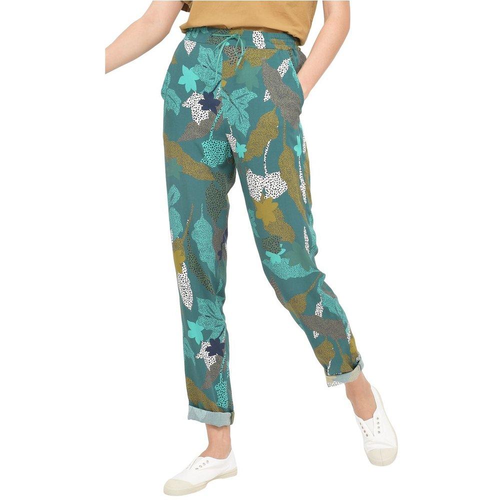 Pantalon décontracté imprimé - Bensimon - Modalova