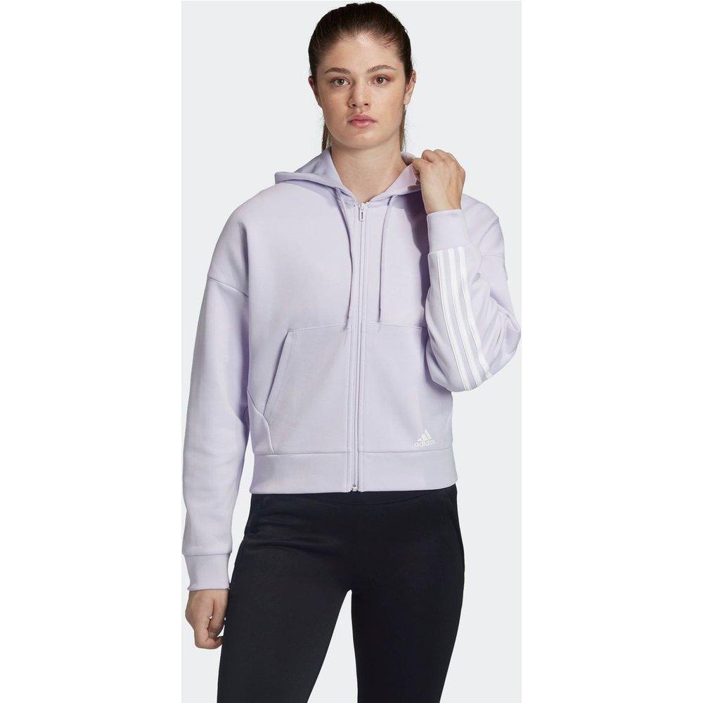 Veste à capuche Must Haves 3-Stripes - adidas performance - Modalova