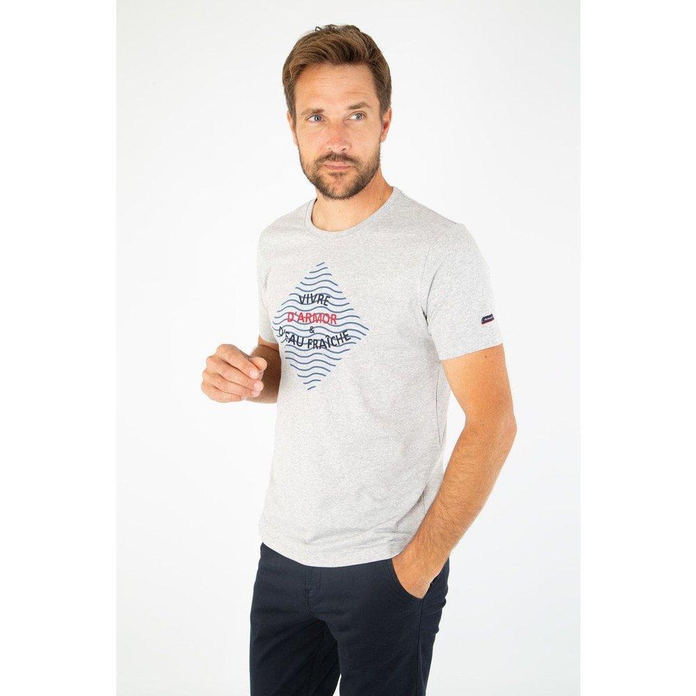 "T-shirt ""Vivre d'Armor"" - ARMOR-LUX - Modalova"