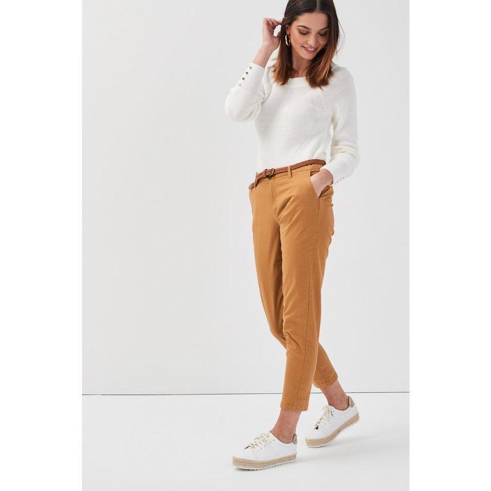 Pantalon chino 7/8ème - CACHE-CACHE - Modalova