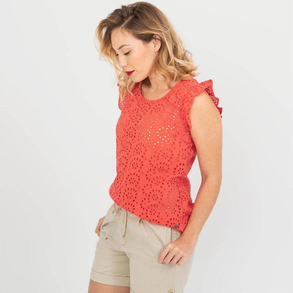 Tee-shirt manches courtes HOLLYMIS - TBS - Modalova