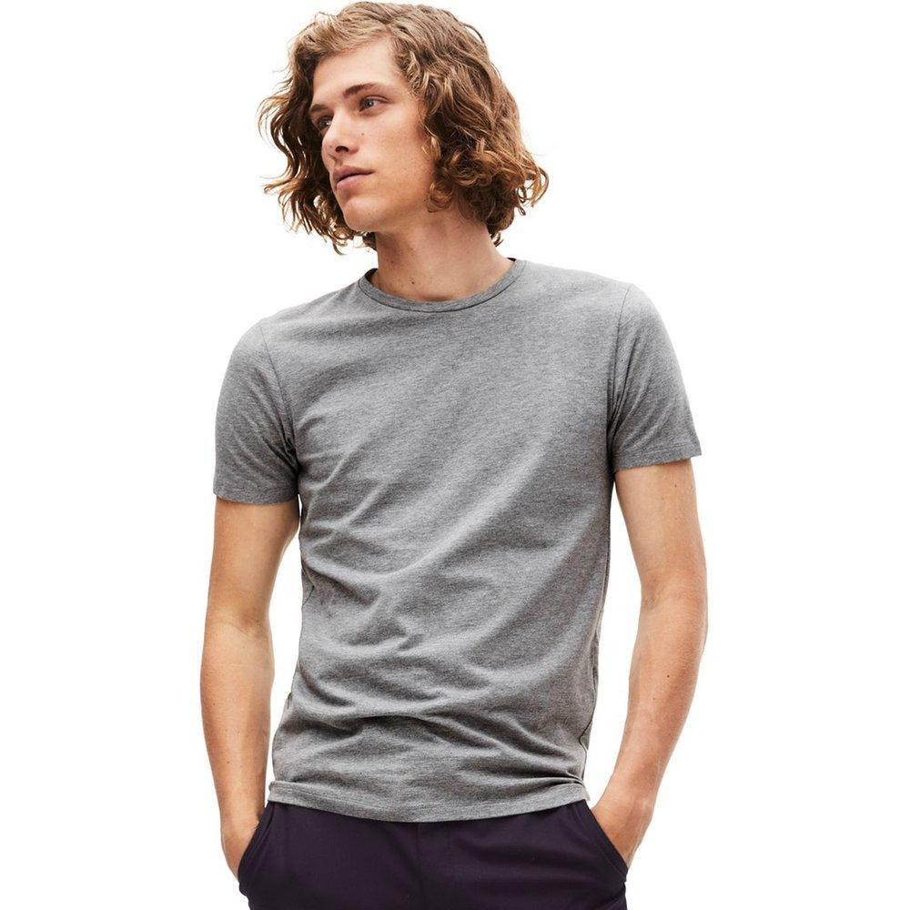 T-shirt col rond coton supima NEUNIR - Celio - Modalova