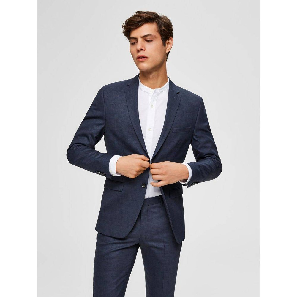 Blazer Coupe slim  - Selected Homme - Modalova