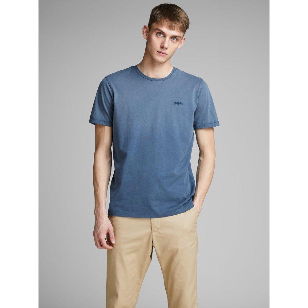 T-Shirt Logo sur la poitrine - jack & jones - Modalova