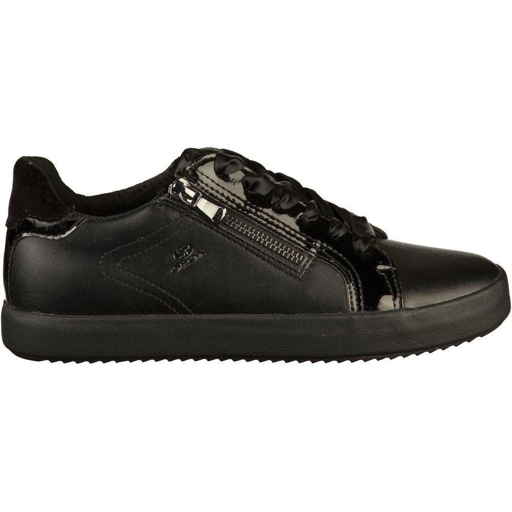 Sneaker Imitation cuir/Textile - Geox - Modalova