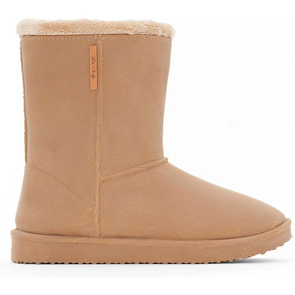 Boots fourrées imperméable Cosy - BE ONLY - Modalova